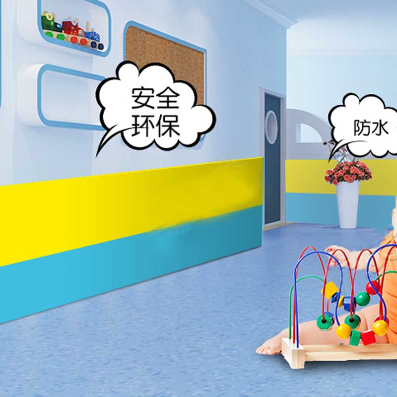 usd 8.59] kindergarten wall stickers anti-collision wall soft pack