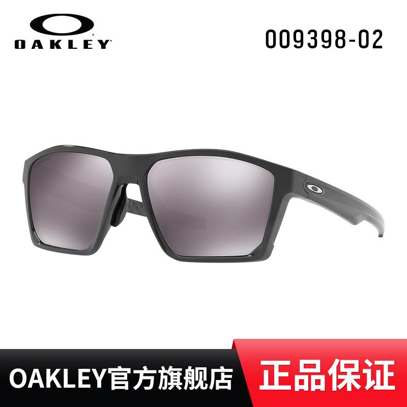 Oakley歐克利新款潮人眼鏡譜銳智太陽鏡男OO9398-02 TARGETLINE