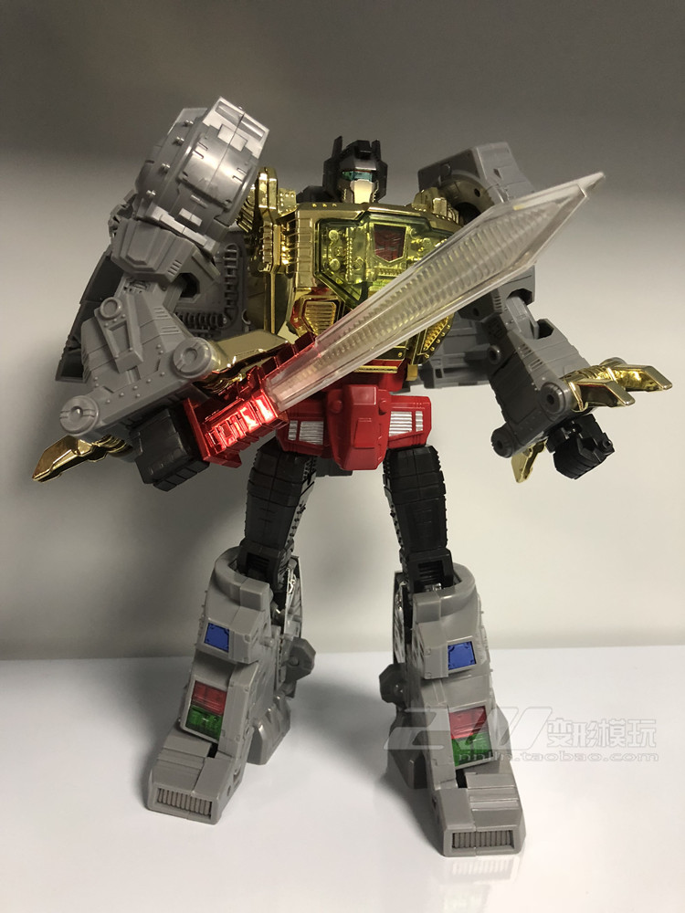Japanese version of transformers MP08 G1 steel cable enlarged version of the toy