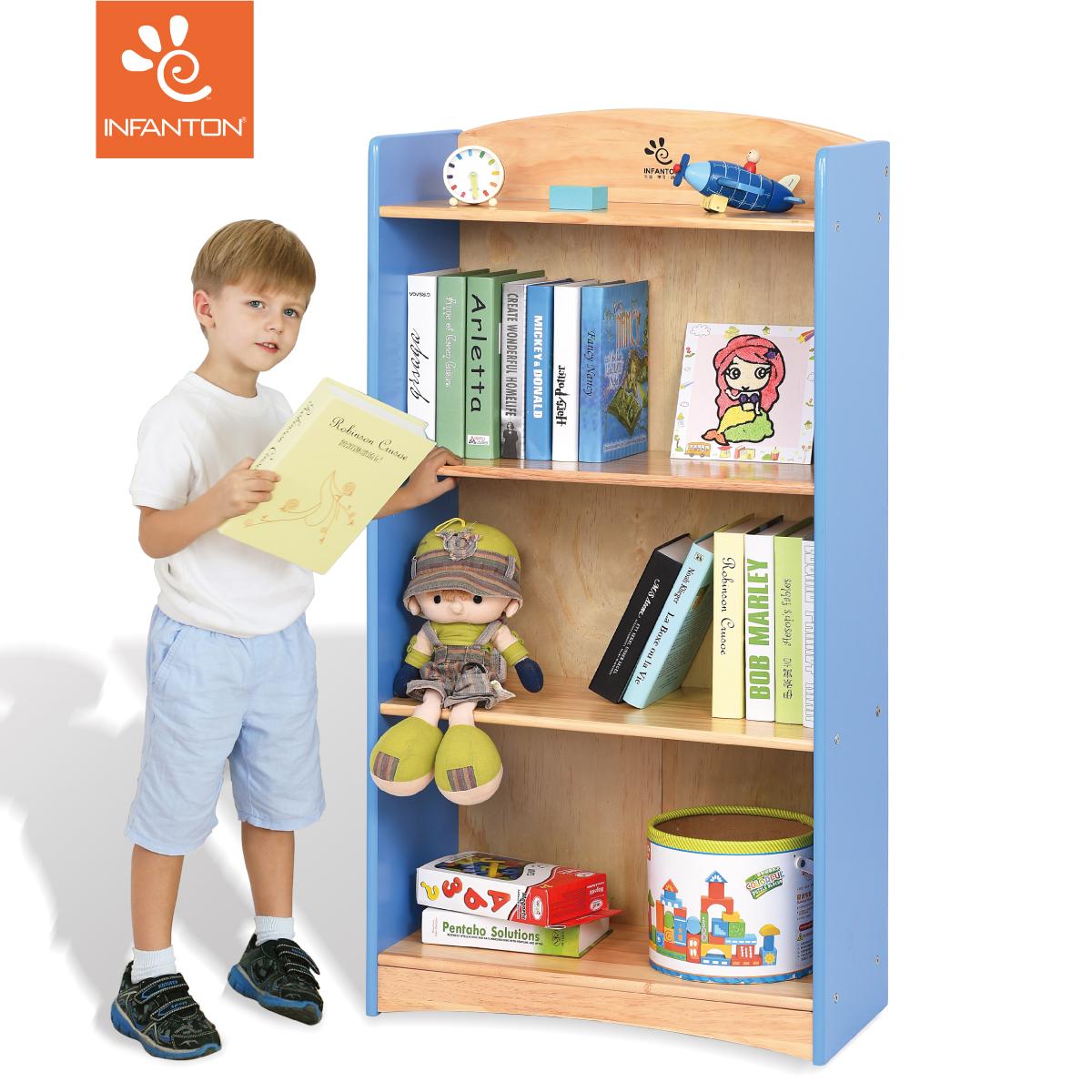 Usd 210 55 Inf Solid Wood Children S Bookshelf Student