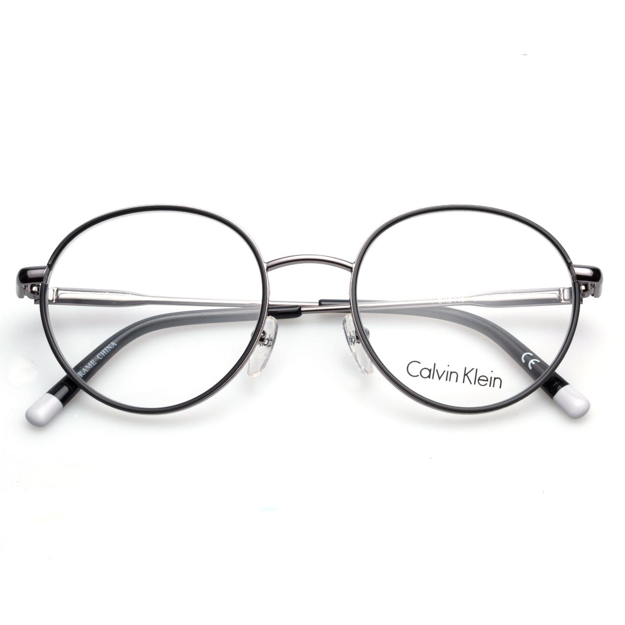 7437bf3ec0a ... CK glasses frame male retro round frame square face tide art myopia glasses  frame female treasure