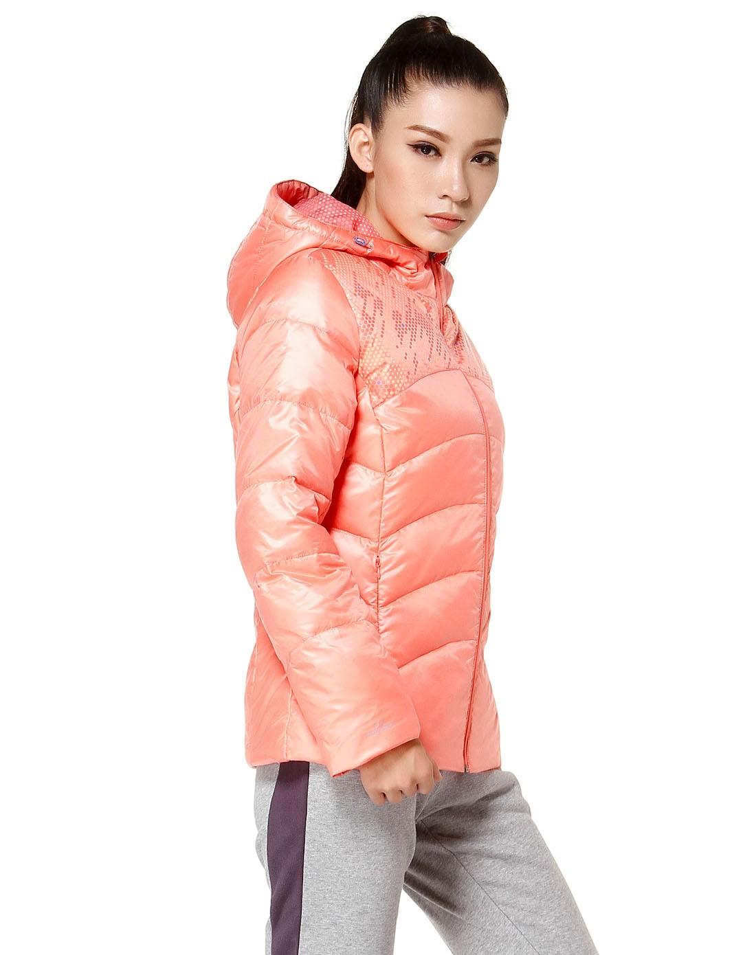 Manteau de sport femme LINING AYMH026-1 - Ref 505531 Image 8