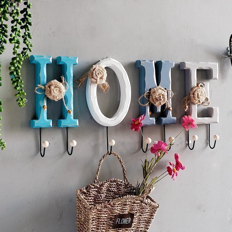 Usd 3759 European Style Hanging Hook Creative Home Decoration Wall