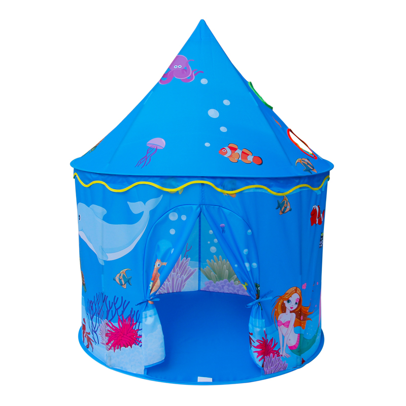 Children Small Tent Indoor Girl Princess Yurt Boy Game House