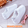 Small white shoes female 2018 spring new Korean version of the wild flat bottom shoes casual basic student shoes autumn white shoes