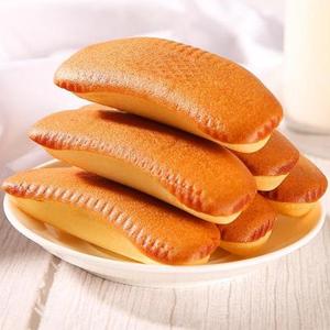 香蕉牛奶蛋糕整箱办公零食早餐小吃休闲食品网红得万家早餐面包