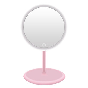 [net red explosion] intelligent LED light makeup mirror