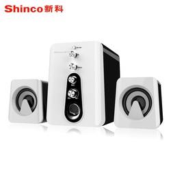 【今日特价网】Shinco/新科HC-807电脑音响台式家用小音箱笔记本迷你低音炮影响