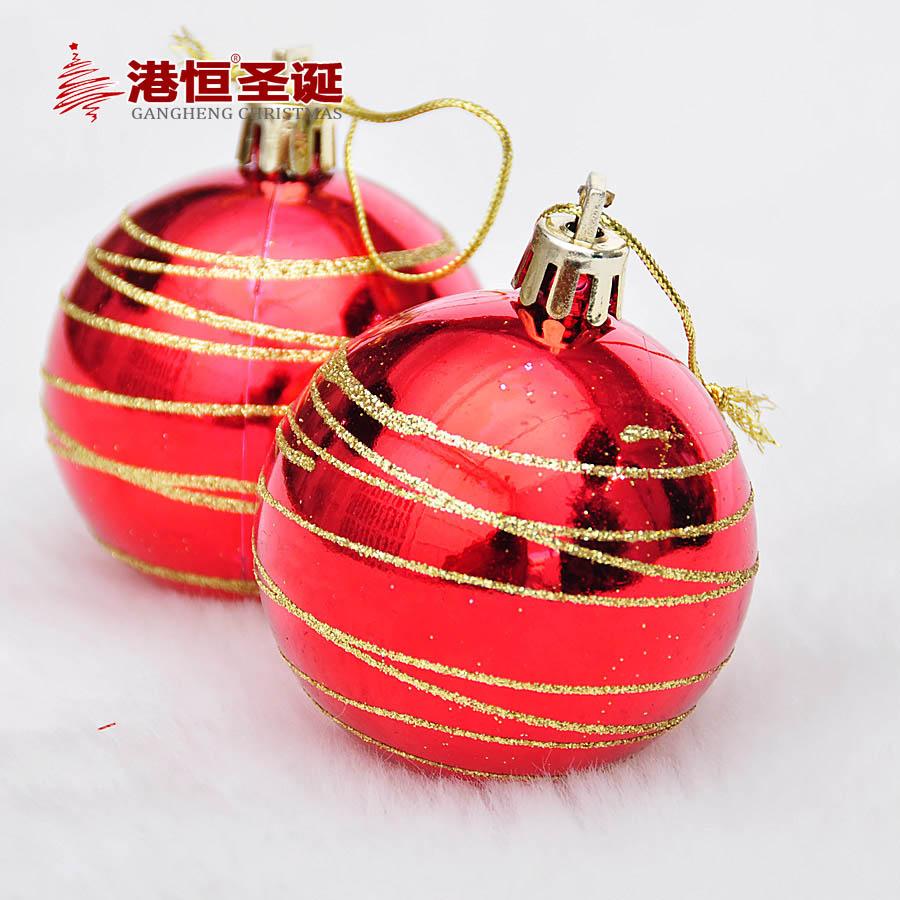 Рождественские украшения GANGHENG  6cm 64g