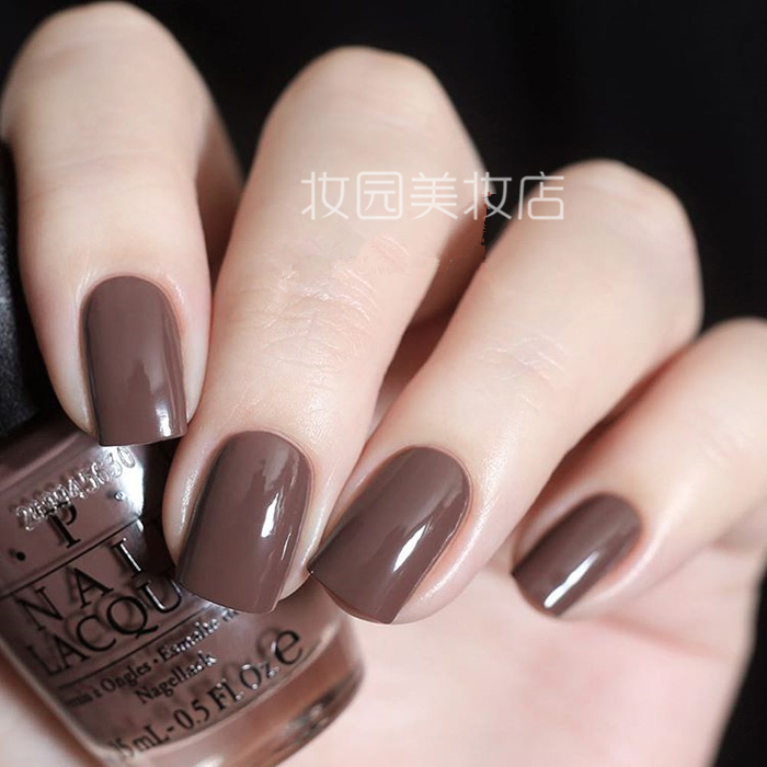 USD 9.11] OPI nail Polish genuine and lasting non-toxic fast dry ...