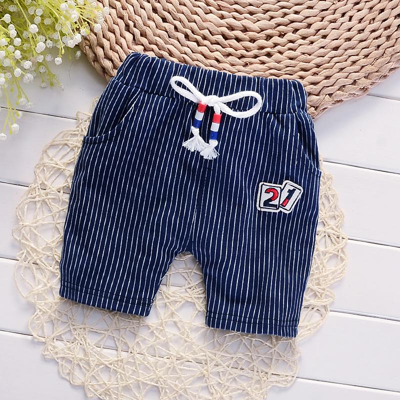男童婴儿宝宝夏天短裤裤子2019夏季新款0-1-2-3岁幼儿童薄款纯棉
