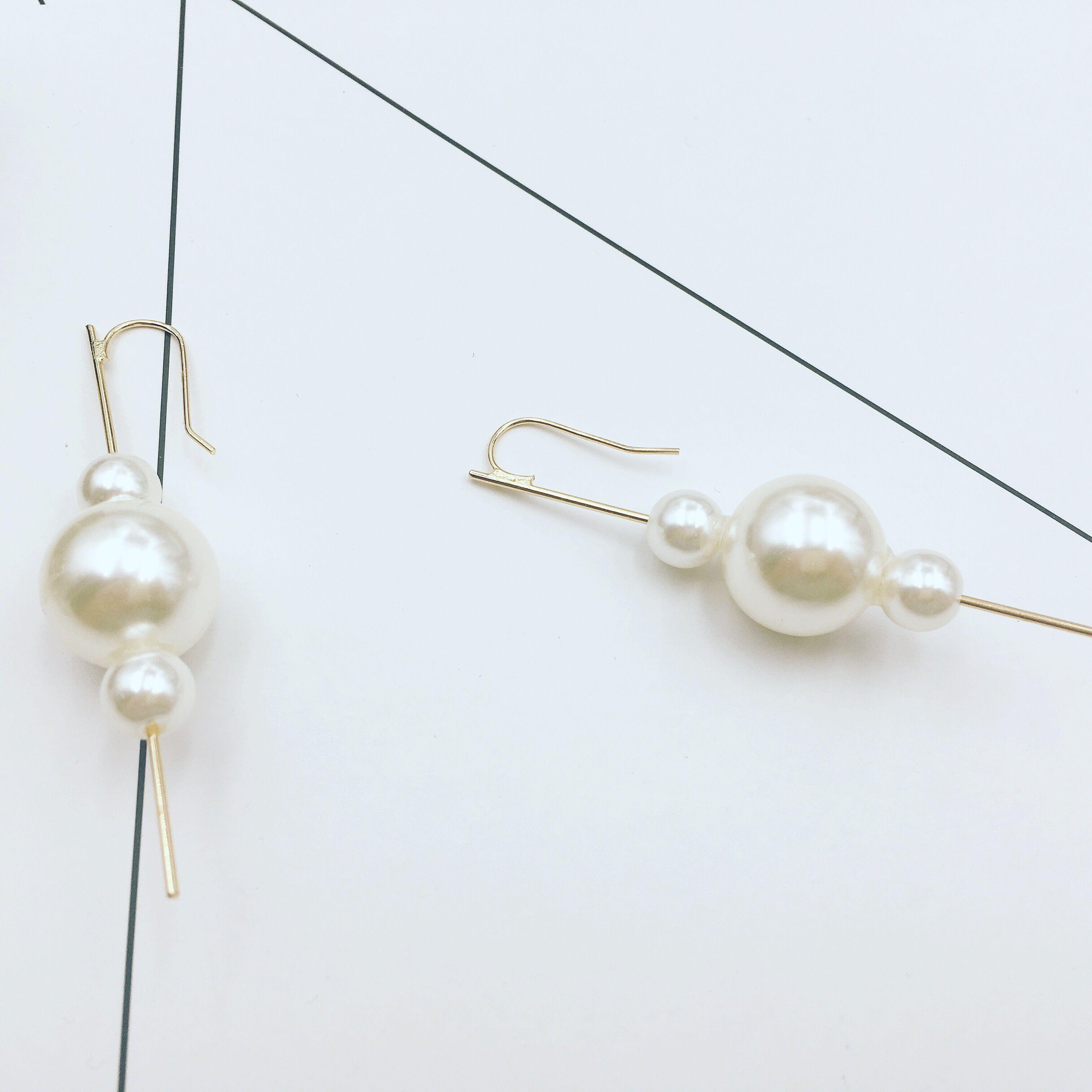 Boucles oreilles femme en Alliage / argent / plaqué or - Le Japon et la Corée du Sud - Ref 1113900 Image 20