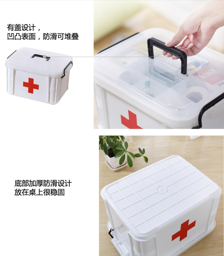 ... First Aid Storage Health Box Plastic Medicine Box. Zoom · Lightbox  Moreview · Lightbox Moreview · Lightbox Moreview