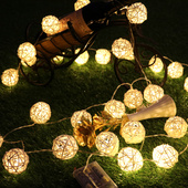 Decorative Ball Strings Lights
