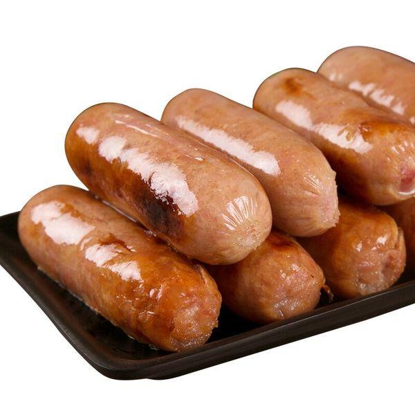 禾米宝火山石纯肉烤肠香肠