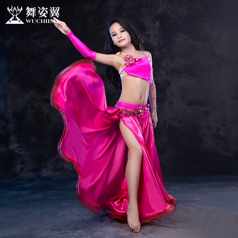 костюм для танца живота Wuchieal rt158 2018 158