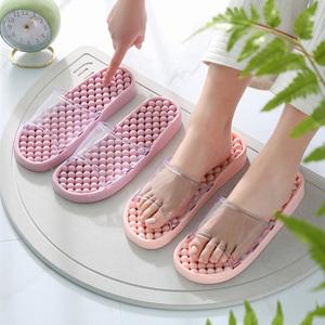 拖鞋家用女夏浴室防滑洗澡按摩男防臭不臭脚抗菌居家凉托室内拖鞋