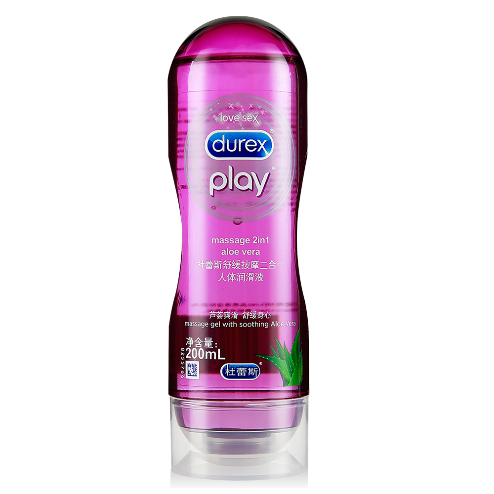 Durex Lubricant Oil Intercourse Couples Supplies Climax G Point Play Massage 2in1 Main Ingredients Water Propylene Glycol Etc