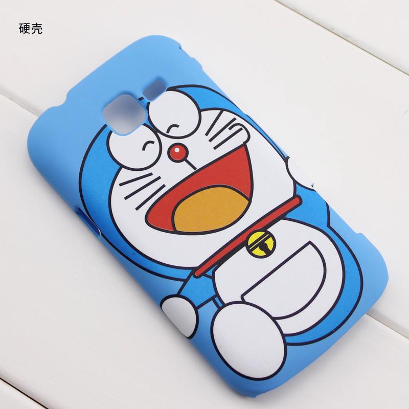 卡通 三星I699手机壳S7562I硬电信版I739保护套S7572外套GT-