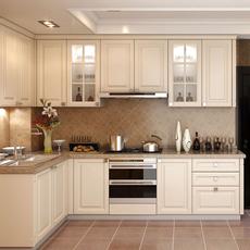 Кухонный гарнитур Европейский общий кухня кабинет