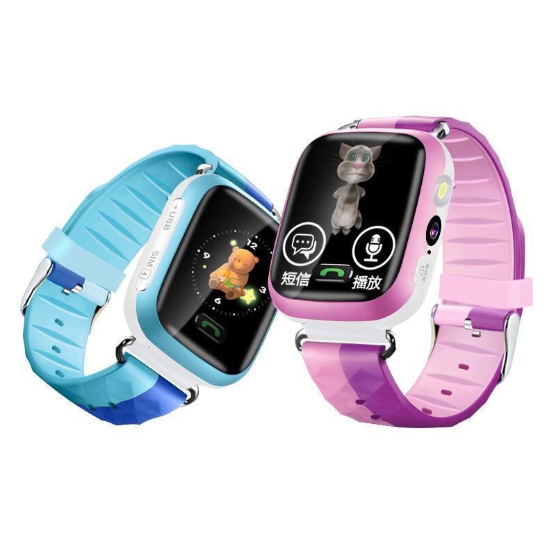 儿童智能电话手表多功能gps定位双向通话学生防水拍照男女孩手表