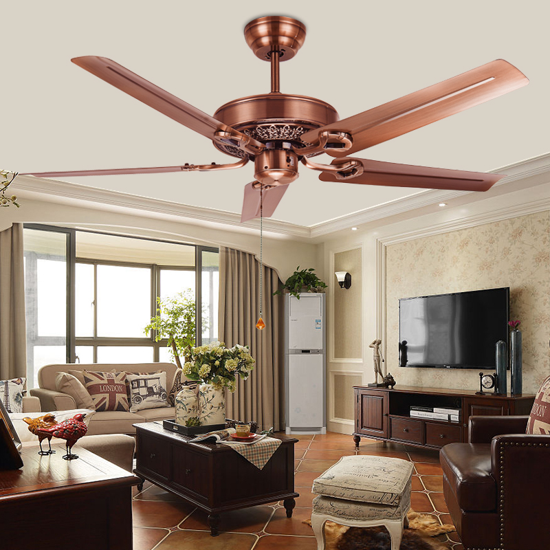 Usd 5183 no light ceiling fan restaurant fan of modern minimalist no light ceiling fan restaurant fan of modern minimalist living room european style engineering ceiling mozeypictures Images