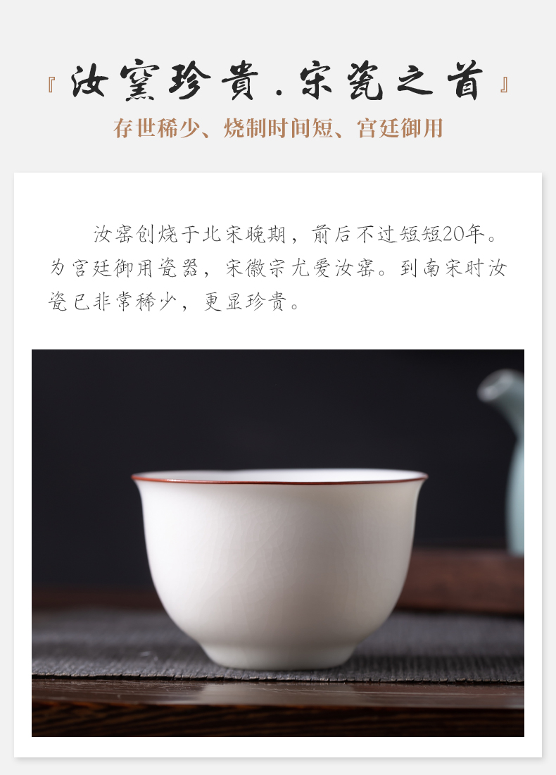 White, your up with jingdezhen ceramic cups kung fu tea set sample tea cup opening can keep single CPU use master CPU