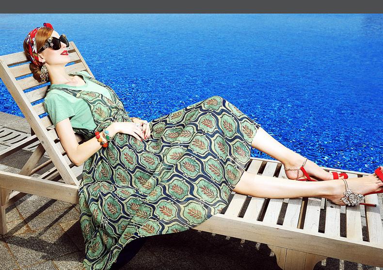 卡米兰2017夏季新款女套装(二) - 花雕美图苑 - 花雕美图苑
