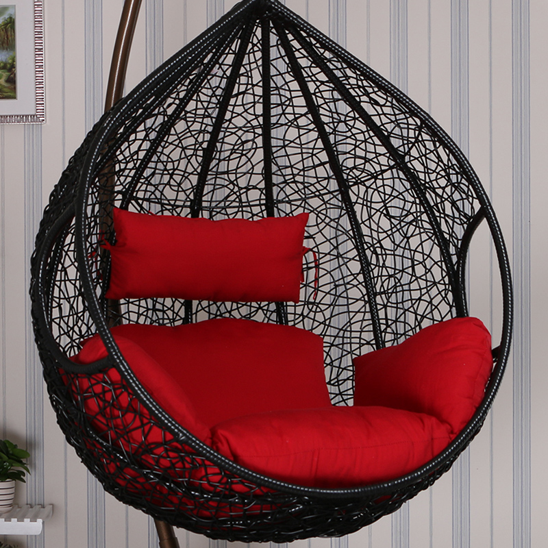 Preferred USD 308.95] Nest basket rattan chair living room rocking chair  SY02