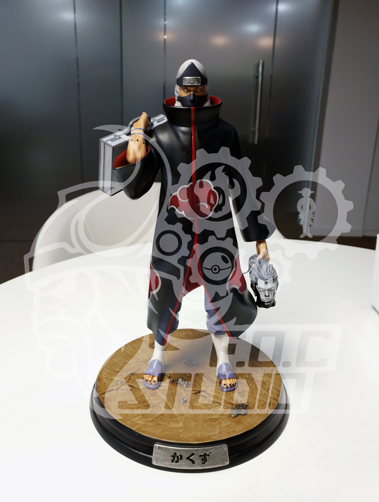 Naruto Akatsuki Kakuzu Figures FOC Resin statue Limited 300 PCS In stock