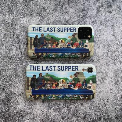 恶搞最后的晚餐潮流界苹果11promax手机壳iPhonexs创意78plus软xr