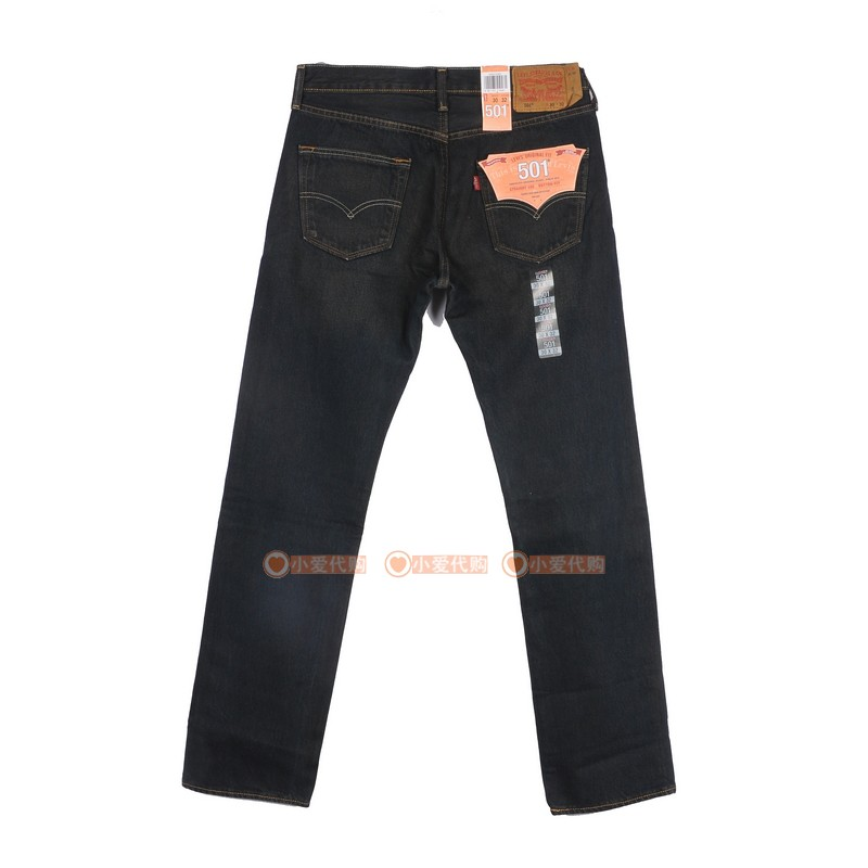 d8546d7ddac Levis Levi's counter genuine 00501-2317 male jeans primary color straight  501 dark trousers ...
