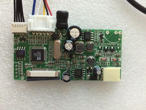 7 inch 9 inch 26pin LCD screen universal car monitor display AV