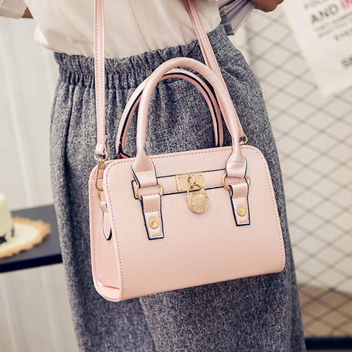 女包小方包2018韩版潮女士新款时尚PU单肩包斜跨小包包休闲手提包