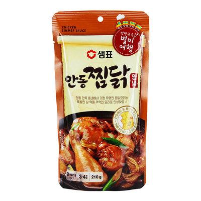 韩国人气料理 膳府安东炖鸡调味酱汁