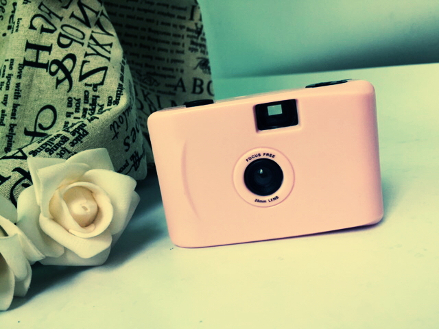 LOMO相机送胶卷傻瓜潜防水复古胶片创意礼物可爱韩国lomo代发包邮