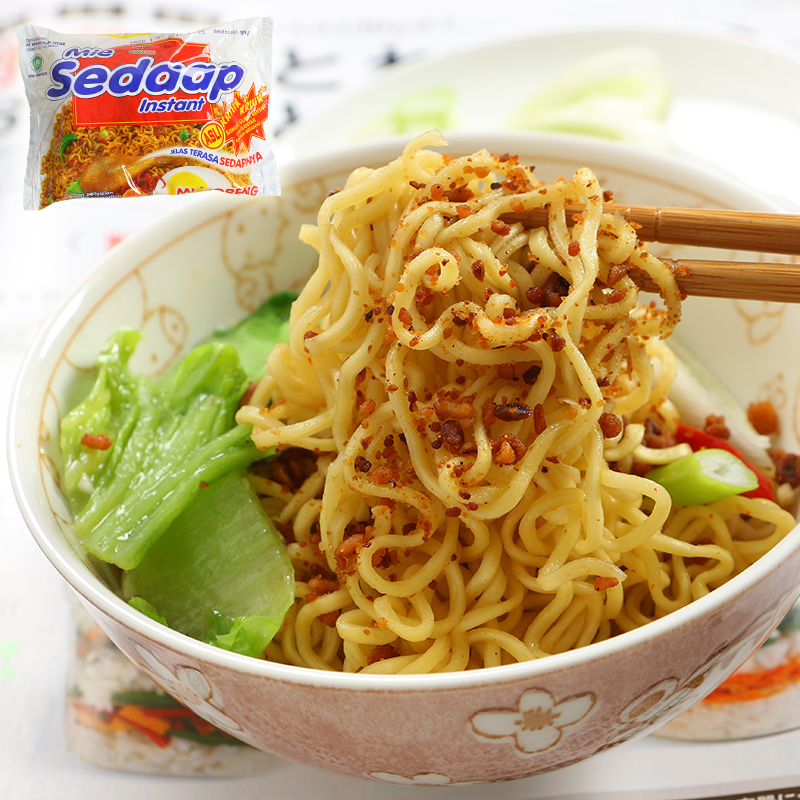 purchase intention of consumers instant noodles Factors affecting halal product purchase intention: a study of instant noodle consumption of college study in bandung three factors affecting purchase intention that has been tested are halal awareness, halal certification and personal societal perception.
