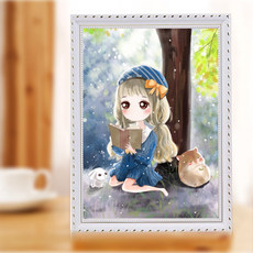 New children's cartoon cute diamond painting point diamond cross stitch brick stone show living room bedroom small 5d2019 full drill