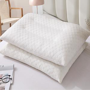 泰国乳胶枕头双人天然橡胶护颈椎助睡眠家用单人儿童记忆枕芯一对