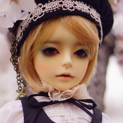 taobao agent Free shipping + gift package DF-A 1/4 BJD/SD similar male doll 4 points male doll-Bach
