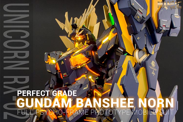 PG UNICORN GUNDAM BANSHEE GK CONVERSION KIT