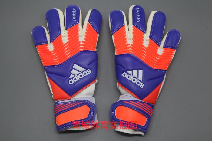перчатки вратаря Adidas