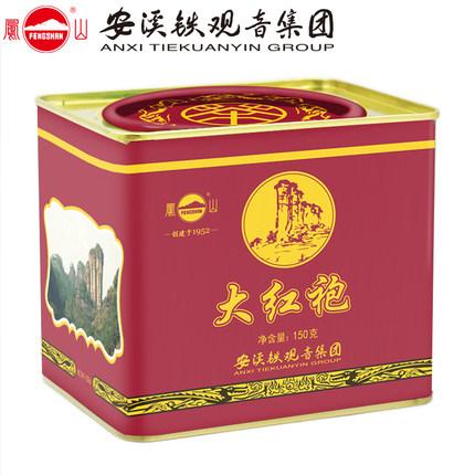 凤山新品上市武夷大红袍茶叶浓香型乌龙茶春茶正宗武夷岩茶