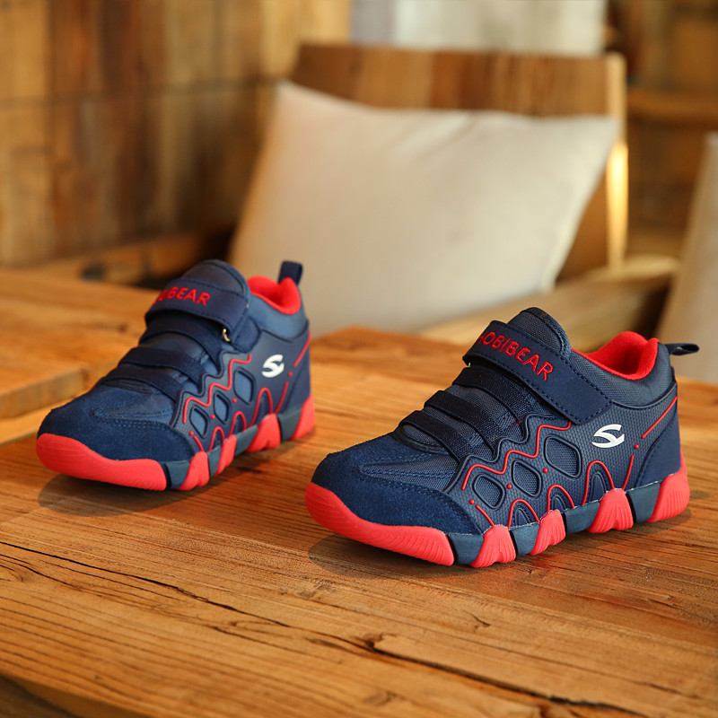 Children's sports shoes boys' shoes spring and autumn 2018 new pupils big children casual running shoes girls shoes