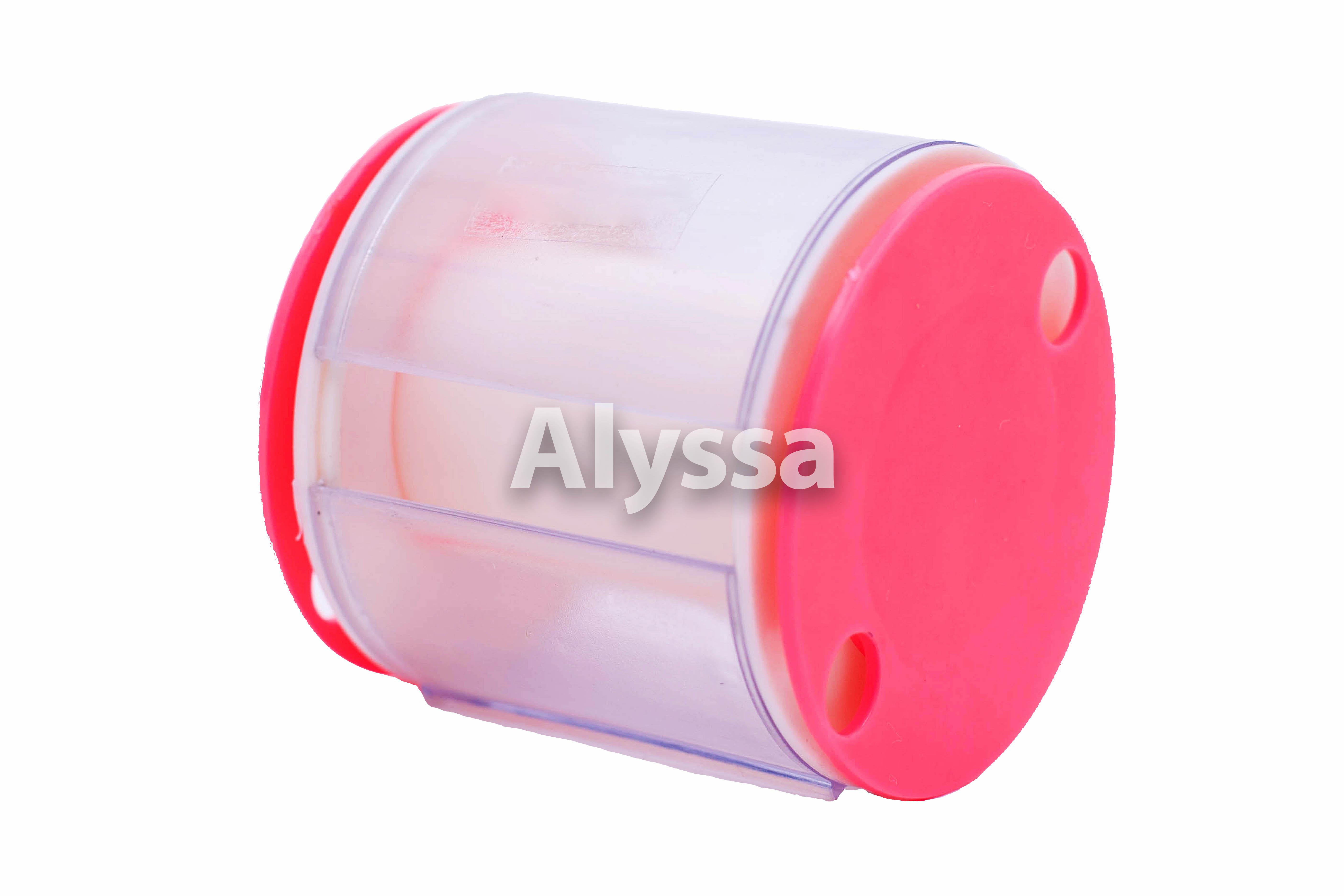 Alyssa профессиональная художественная гимнастика цвет Пояс для Winder / Tape Reel - розовый