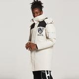 NBA  男士中长款重装羽绒服 充绒量300g起569.15元礼遇价