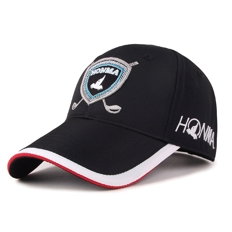 72a5581f02a USD 73.32  honma hat white golf hat male ladies summer sun visor sun ...
