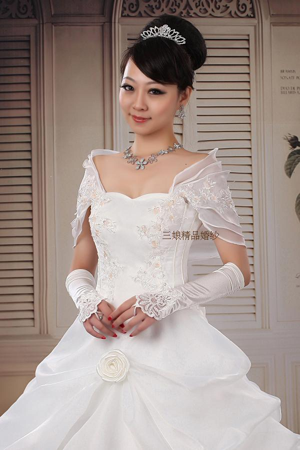 2020 New Fat Man Wedding Dress Oversized Fat 200 Catties Bride Thin Version Of The Increase Size Plus Fat Mm Wedding Dress,Corset Halter Top Wedding Dress