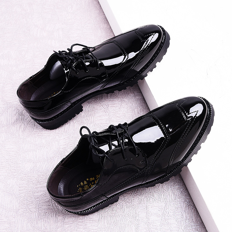 6468 Glossy Black (shoes Code)