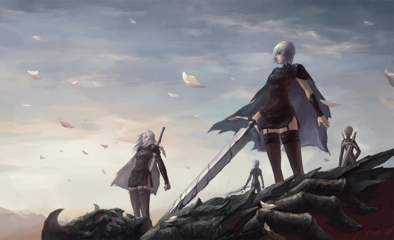 [大剑CLAYMORE][BDRIP][1-26] - 百度云网盘无删减无修
